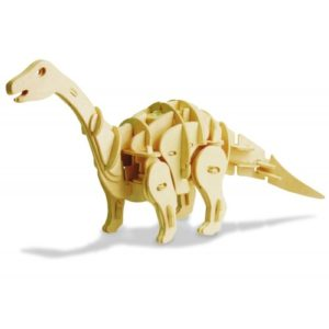 Koottava puinen apatosaurus Laughing Milla Palapelit