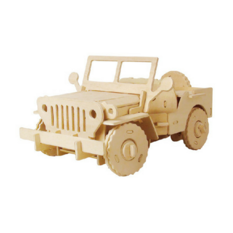 R/C OFF-ROAD JEEP